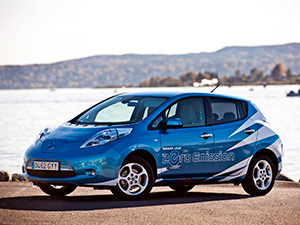 Nissan Leaf 5 дв. хэтчбек Leaf