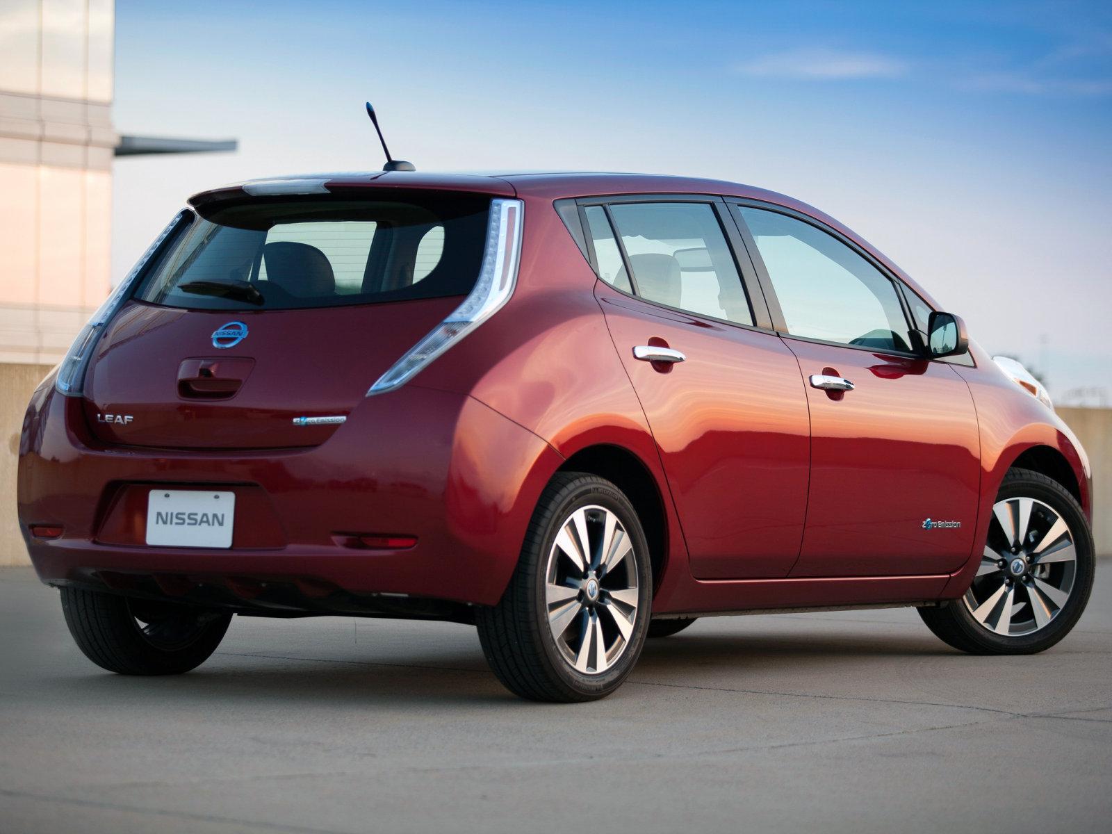 Nissan Leaf review | TechRadar