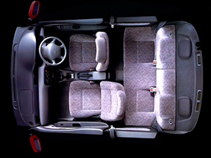 Nissan Lucino 2 дв. купе Lucino