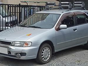 Nissan Lucino 5 дв. хэтчбек Lucino
