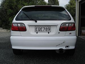 Nissan Lucino 5 дв. универсал Lucino