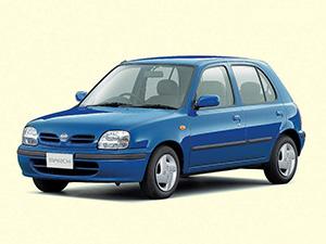 Nissan March 5 дв. хэтчбек March II (K11)