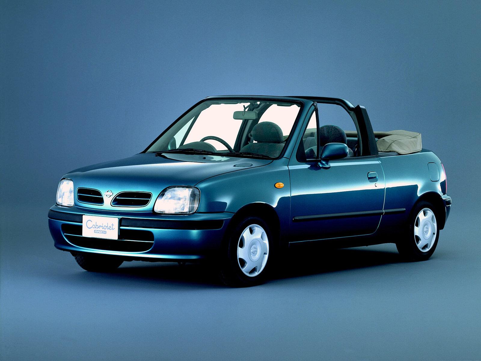 Nissan (Ниссан) March II (K11) 1992-2002 г.