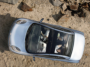 Nissan March 3 дв. кабриолет  March III (K12)