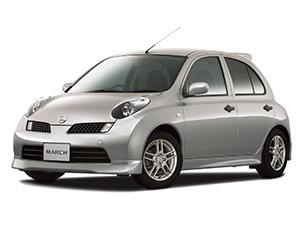 Nissan March 5 дв. хэтчбек March III (K12)