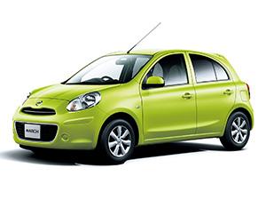 Nissan March 5 дв. хэтчбек March IV (K13)