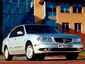 Nissan Maxima 4 дв. седан Maxima QX