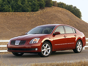 Nissan Maxima 4 дв. седан Maxima