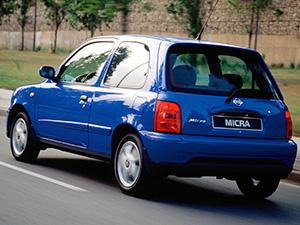 Nissan Micra 3 дв. хэтчбек  Micra