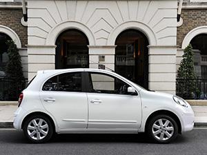 Nissan Micra 5 дв. хэтчбек Micra