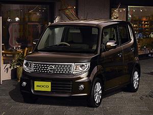 Nissan Moco 5 дв. минивэн Moco