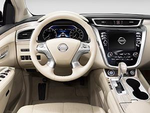 Nissan Murano 5 дв. внедорожник Murano