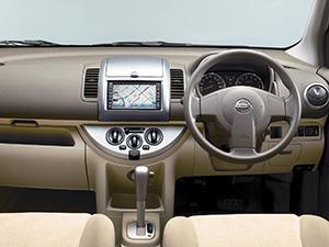 Nissan Note 5 дв. минивэн Note