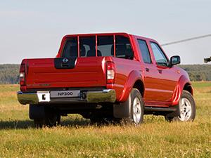 Nissan NP300 4 дв. пикап NP300