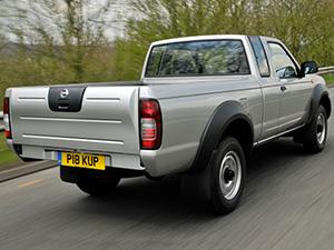 Nissan NP300 2 дв. пикап NP300