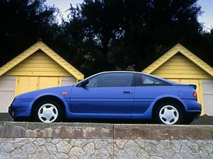 Nissan 100 NX 3 дв. купе 100 NX
