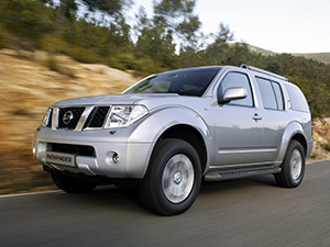 Nissan Pathfinder 5 дв. внедорожник Pathfinder