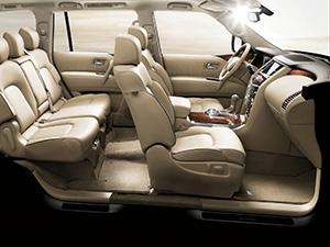 Nissan Patrol 5 дв. внедорожник Y62