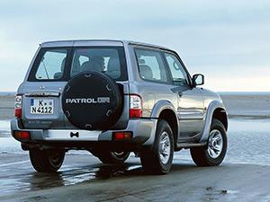 Nissan Patrol 3 дв. внедорожник GR