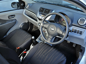 Nissan Pixo 5 дв. хэтчбек Pixo