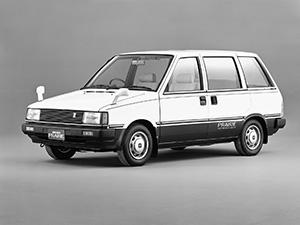 Nissan Prairie 4 дв. минивэн Prairie