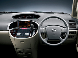 Nissan Presage 5 дв. минивэн Presage