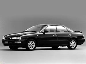 Nissan Presea 4 дв. седан Presea