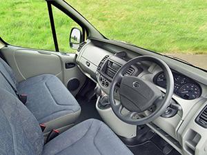 Nissan Primastar 3 дв. минивэн Primastar