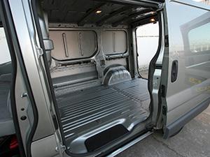 Nissan Primastar 5 дв. минивэн Primastar
