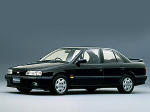 Nissan Primera 4 дв. седан Primera