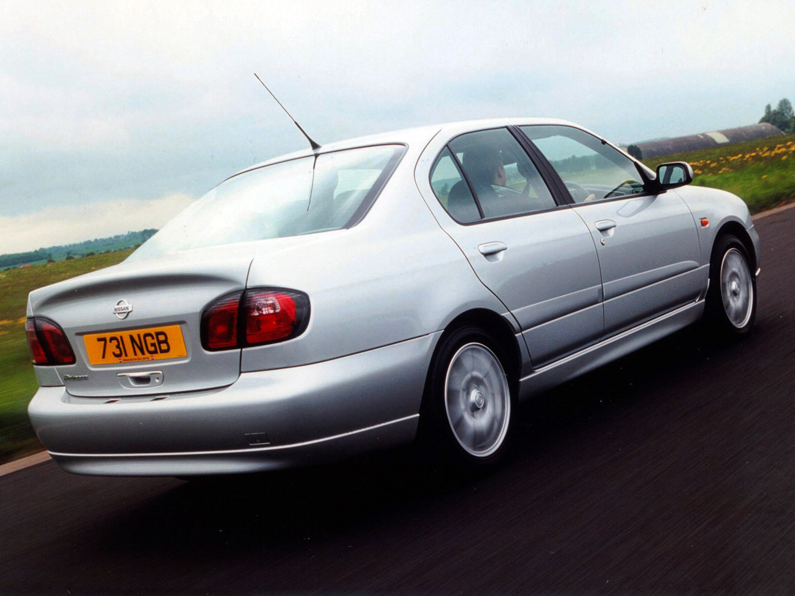 Nissan (Ниссан) Primera 1999-2002 г.