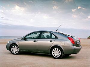 Nissan Primera 5 дв. хэтчбек Primera