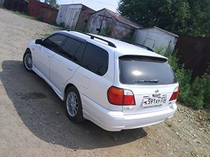 Nissan Primera 5 дв. универсал Wagon