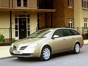 Nissan Primera 5 дв. универсал Estate