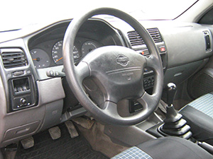 Nissan Pulsar 4 дв. седан N15