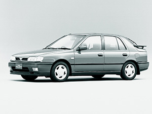Nissan Pulsar 5 дв. хэтчбек N14