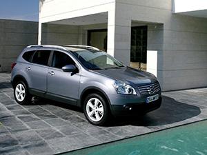 Nissan Qashqai+2 5 дв. кроссовер Qashqai+2