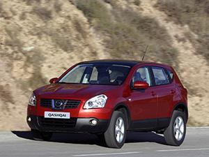 Nissan Qashqai 5 дв. кроссовер Qashqai