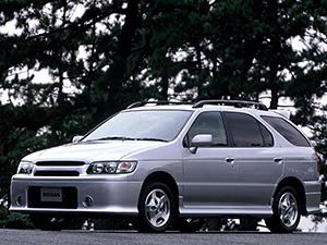 Nissan R`Nessa 5 дв. минивэн R`Nessa