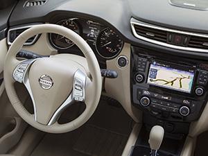 Nissan Rogue 5 дв. кроссовер Rogue