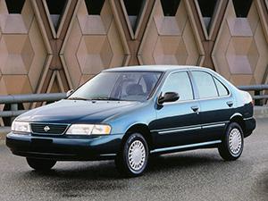 Nissan Sentra 4 дв. седан S14