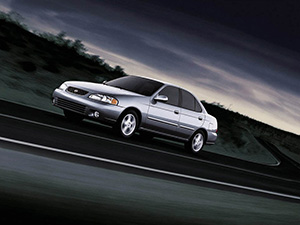 Nissan Sentra 4 дв. седан S15