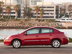Nissan Sentra 4 дв. седан VI