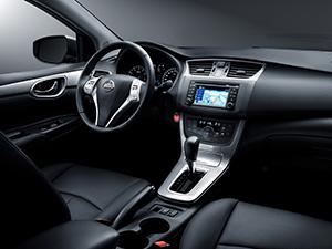 Nissan Sentra 4 дв. седан V