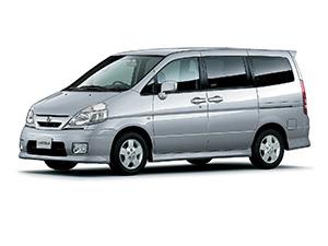 Nissan Serena 5 дв. минивэн C24