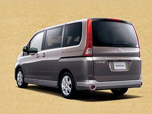 Nissan Serena 5 дв. минивэн C25