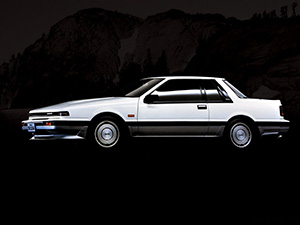 Nissan Silvia 3 дв. купе Silvia