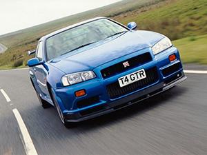 Nissan Skyline 2 дв. купе GT-R