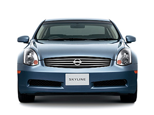 Nissan Skyline 2 дв. купе V35
