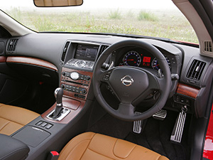 Nissan Skyline 2 дв. купе V36